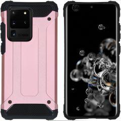 iMoshion Coque Rugged Xtreme Samsung Galaxy S20 Ultra - Rose