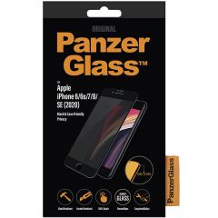 PanzerGlass Protection d'écran Privacy Case Friendly SE (2020)/ 8/7/6(s)