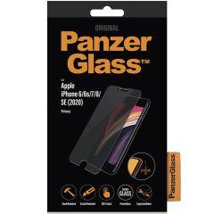 PanzerGlass Protection d'écran Privacy iPhone SE (2020)