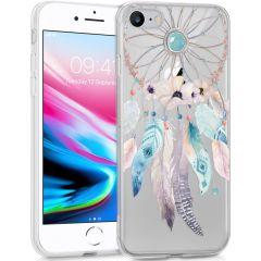 iMoshion Coque Design iPhone SE (2020) / 8 / 7 / 6s - Attrape-rêves
