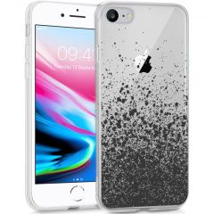 iMoshion Coque Design iPhone SE (2020) / 8 / 7 / 6s - Eclaboussures