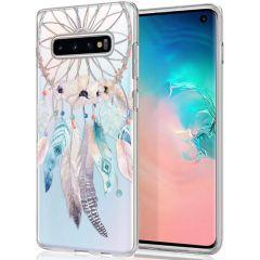 iMoshion Coque Design Samsung Galaxy S10 - Attrape-rêves