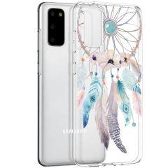 iMoshion Coque Design Samsung Galaxy S20 - Attrape-rêves