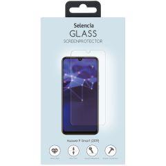 Selencia Protection d'écran en verre Huawei P Smart 2020 /Plus/2019