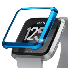 Ringke Style de lunette Fitbit Versa / Versa Lite - Bleu