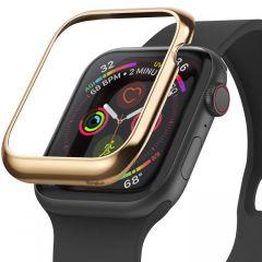 Ringke Style de lunette Apple Watch Serie 4/5 40mm - Dorée
