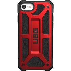 UAG Coque Monarch iPhone SE (2020) / 8 / 7 / 6(s) - Rouge