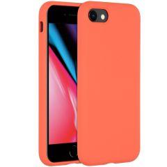 Accezz Coque Liquid Silicone iPhone SE (2020) / 8 / 7
