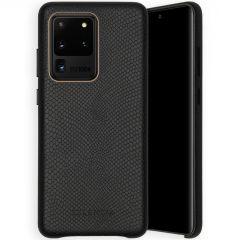 Selencia Coque Gaia Serpent Samsung Galaxy S20 Ultra - Noir