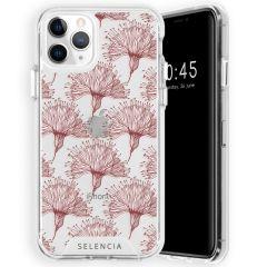 Selencia Coque très protectrice Zarya Fashion iPhone 11 Pro