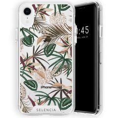 Selencia Coque très protectrice Zarya Fashion iPhone Xr