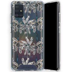 Selencia Coque très protectrice Zarya Fashion Galaxy A51