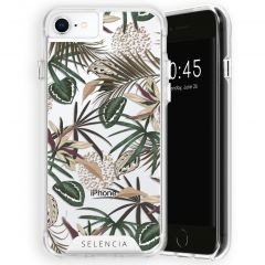 Selencia Coque très protectrice Fashion iPhone SE (2020) / 8 / 7 / 6s