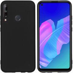 iMoshion Coque Color Huawei P40 Lite E - Noir