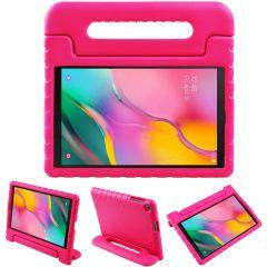 iMoshion Coque kidsproof avec poignée Galaxy Tab A 10.1 (2019) - Rose