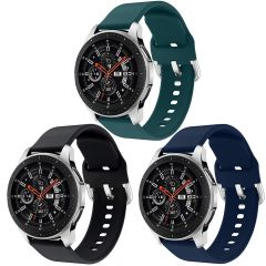 iMoshion Bracelet silicone Watch 46/GearS3 Frontier/Classic/Watch3 45