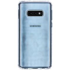 Coque silicone Samsung Galaxy S10e - Transparent