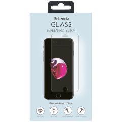 Selencia Protection d'écran en verre durci iPhone 8/7/6(s) Plus