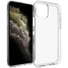 Accezz Coque Clear iPhone 12 Pro Max - Transparent