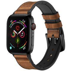 iMoshion Bracelet en cuir véritable Apple Watch 1-6 / SE -42/44mm
