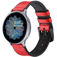 iMoshion Bracelet en cuir Galaxy Watch 40/42mm / Active 2 42/44mm