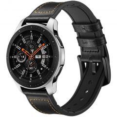 iMoshion Bracelet en cuir Watch 46/Gear S3 Frontier/Classic/Watch3 45