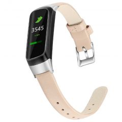 iMoshion Bracelet en cuir véritable Samsung Galaxy Fit - Rose