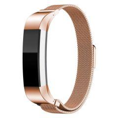 iMoshion Milanais Watch bracelet Fitbit Alta (HR) - Rose Champagne