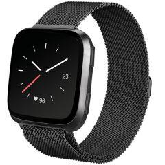 iMoshion Milanais Watch bracelet Fitbit Versa 2 / Versa Lite - Noir