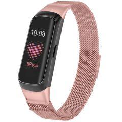 iMoshion Milanais Watch bracelet Samsung Galaxy Fit - Rose