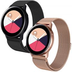 iMoshion 2-pack bracelet Milanais Galaxy Watch 40/42mm/Active 2 42/44