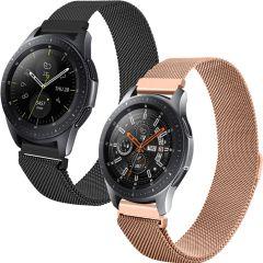 iMoshion 2pack bracelet Watch 46/Gear S3 Frontier/Classic/Watch 3 45