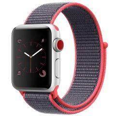 iMoshion Bracelet en nylon Apple Watch Series 1-6 / SE - 38/40mm