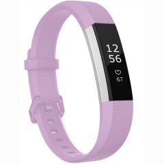 iMoshion Bracelet silicone Fitbit Alta (HR) - Violet