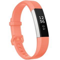 iMoshion Bracelet silicone Fitbit Alta (HR) - Orange