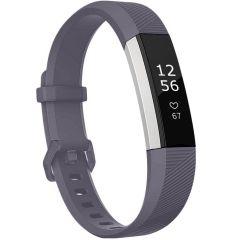 iMoshion Bracelet silicone Fitbit Alta (HR) - Gris