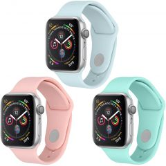 iMoshion Multipack bracelet Milanais Apple Watch 1-6 / SE - 38/40