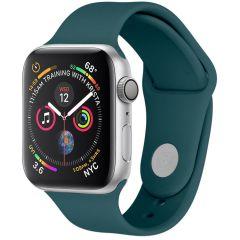 iMoshion Bracelet silicone Apple Watch Series 1-6 / SE - 38/40mm