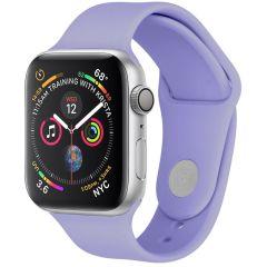 iMoshion Bracelet silicone Apple Watch Series 1-6 / SE - 42/44mm