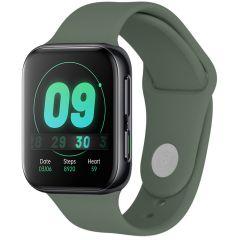 iMoshion Bracelet silicone Oppo Watch 41 mm - Vert