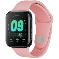 iMoshion Bracelet silicone Oppo Watch 41 mm - Rose