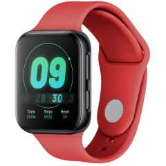 iMoshion Bracelet silicone Oppo Watch 41 mm - Rouge