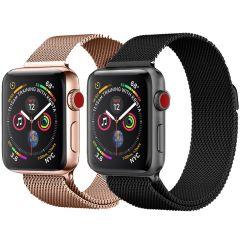 iMoshion Multipack bracelet Milanais Apple Watch 1-6 / SE - 42/44