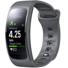 iMoshion Bracelet silicone Samsung Gear Fit 2 / 2 Pro - Gris