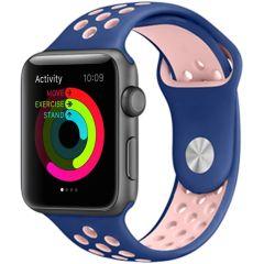 iMoshion Bracelet silicone sport Apple Watch 1-6 / SE - 42/44mm