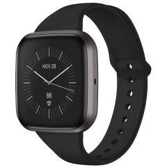 iMoshion Bracelet silicone Fitbit Versa 2 / Versa Lite - Noir