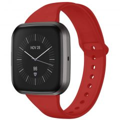 iMoshion Bracelet silicone Fitbit Versa 2 / Versa Lite - Rouge