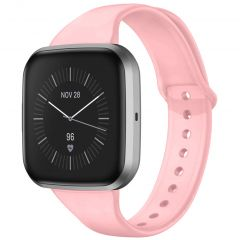 iMoshion Bracelet silicone Fitbit Versa 2 / Versa Lite - Rose