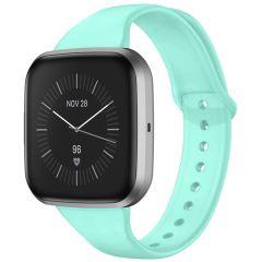 iMoshion Bracelet silicone Fitbit Versa 2 / Versa Lite - Vert clair
