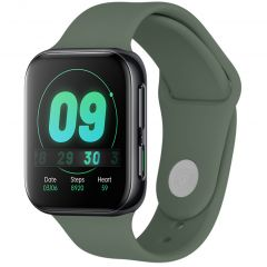 iMoshion Bracelet silicone Oppo Watch 46 mm - Vert